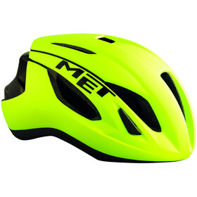 MET Strale Casco, safety yellow/black